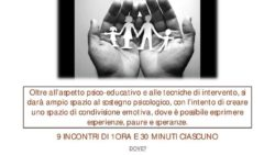 Parent Training sull'Autismo