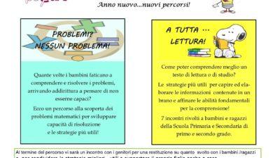 Nuovi percorsi di potenziamento su problemi aritmetici e comprensione del testo!